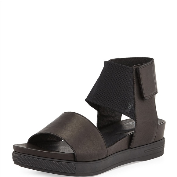 99802f57acd Eileen Fisher Shoes - Eileen Fisher Spree Sport Leather Sandal
